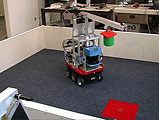 Video of robot KURT3D 
